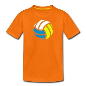 volley6 - Teenager Premium T-shirt