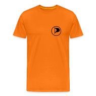 T-Shirts ~ Männer Premium T-Shirt ~ I survived BPT10 - orange