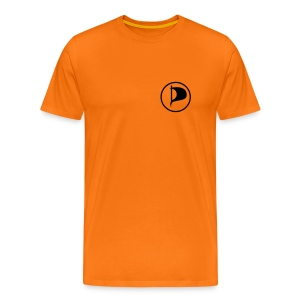 I survived BPT10 - orange - Männer Premium T-Shirt