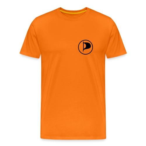 I survived BPT10 - orange - Männer Premium T-Shirt
