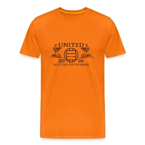 Dundee United - Old Time Winners - Men's Premium T-Shirt
