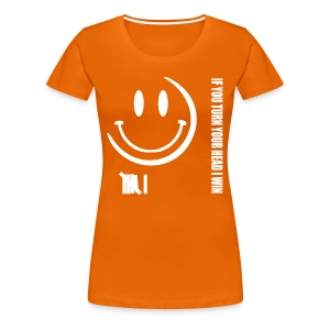 CR Head Turner!! (Female) - Women's Premium T-Shirt