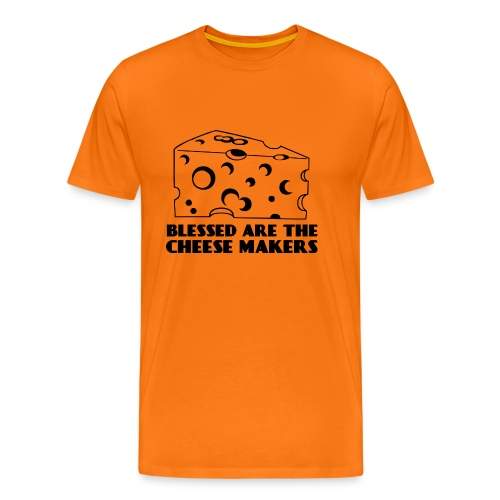 are the Cheese Makers - Men's Premium T-Shirt