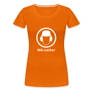 T-Shirts ~ Frauen Premium T-Shirt ~ Wö-Leiter