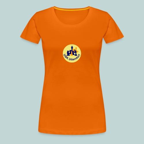 USK Uttendorf - Frauen Premium T-Shirt
