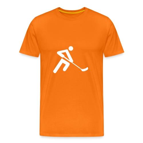 Sweeper - Männer Premium T-Shirt