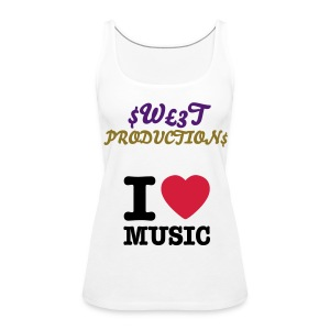Sweet Productions Womens  - Women's Premium Tank Top