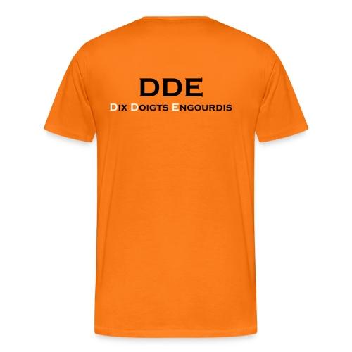 DDE - Intérimerde - T-shirt Premium Homme