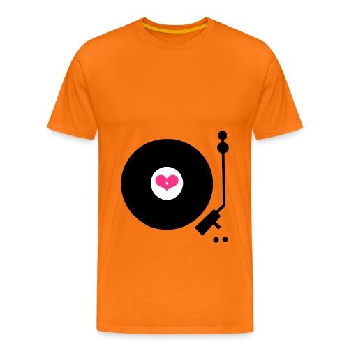 T-Shirt Platine - T-shirt Premium Homme