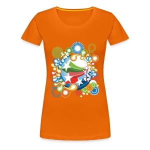 PsyStar - Frauen T-Shirt - Frauen Premium T-Shirt