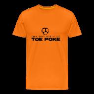 T-Shirts ~ Men's Premium T-Shirt ~ Toe Poke