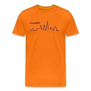 Anrather Herren-T-Shirt farbig - Männer Premium T-Shirt