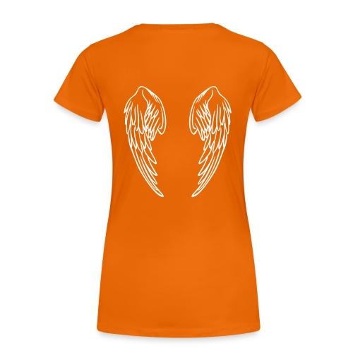 Spruch 1 - Frauen Premium T-Shirt