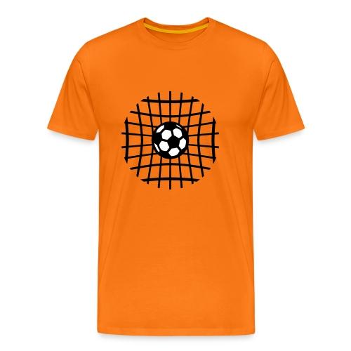Schietschijf - Mannen Premium T-shirt