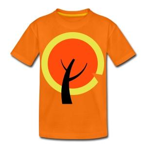 Passievrucht of appeltje van oranje? - Teenager Premium T-shirt
