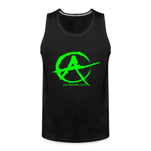 Men's Anarchy Tank Top - Men's Premium Tank Top