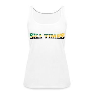 Ska-Times Top - Frauen Premium Tank Top