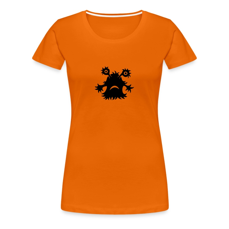doudou monstre - T-shirt Premium Femme