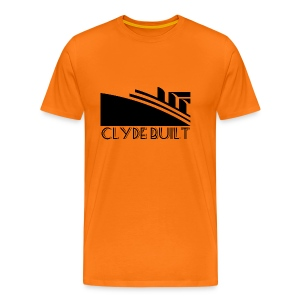 Clyde Built - Men's Premium T-Shirt