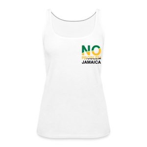 Jamaica-Shirt - No Problem in Landesfarben - Frauen Premium Tank Top