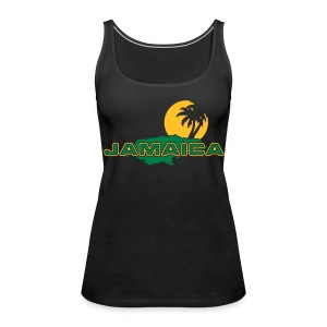 Jamaica-Shirt - Frauen Premium Tank Top