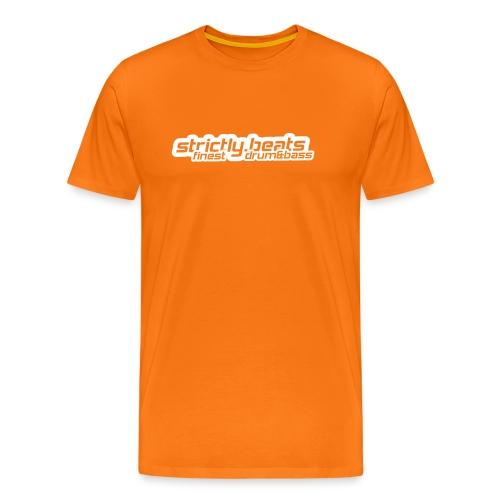 Shirt klassisch orange - Männer Premium T-Shirt
