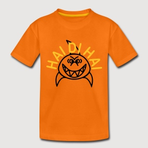 HAI DI HAI | Kindershirt - Teenager Premium T-Shirt