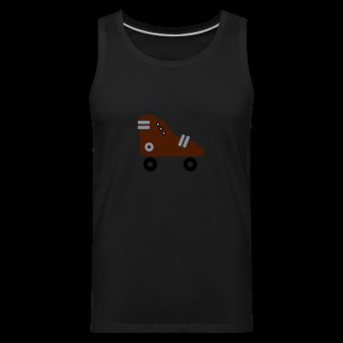 Olive patins à roulettes / roller skates (3c) T-shirts