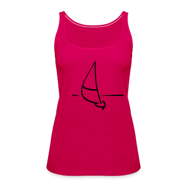 Pink Sailing ship Tops