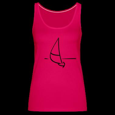 Pink Sailing ship Tops