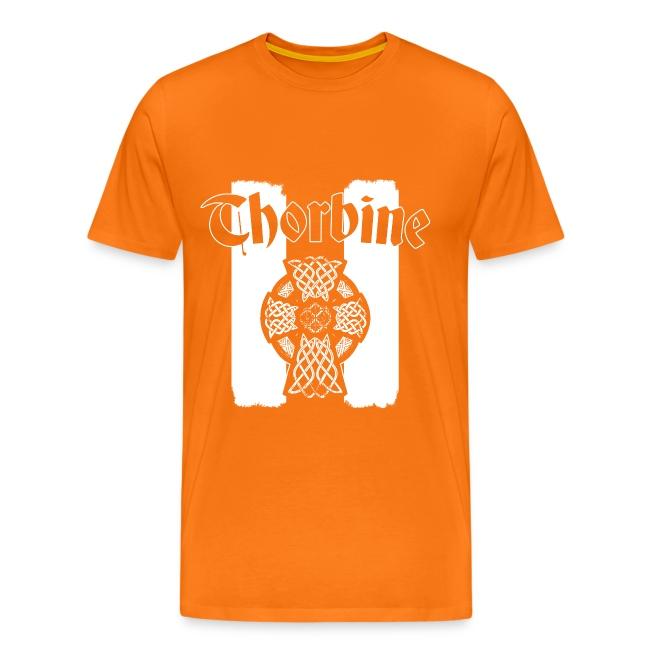 "Männer T-Shirt klassisch ""Celtic-Cross"""