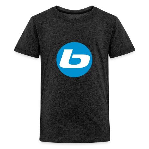 Kids T, Logo front - Teenage Premium T-Shirt