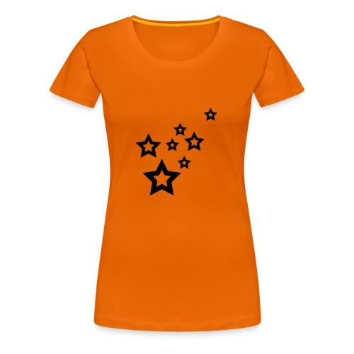 unas estrellas especiales para ti. - Camiseta premium mujer
