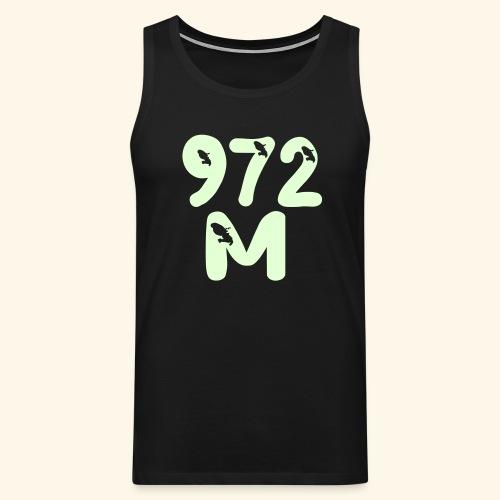 972 M, MARTINIQUE T-SHIRT - Débardeur Premium Homme