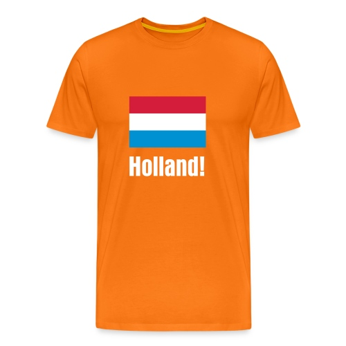 Holland! - Mannen Premium T-shirt