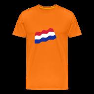 T-shirts ~ Mannen Premium T-shirt ~ Nederland