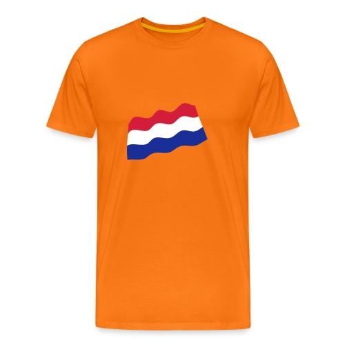 Nederland - Mannen Premium T-shirt