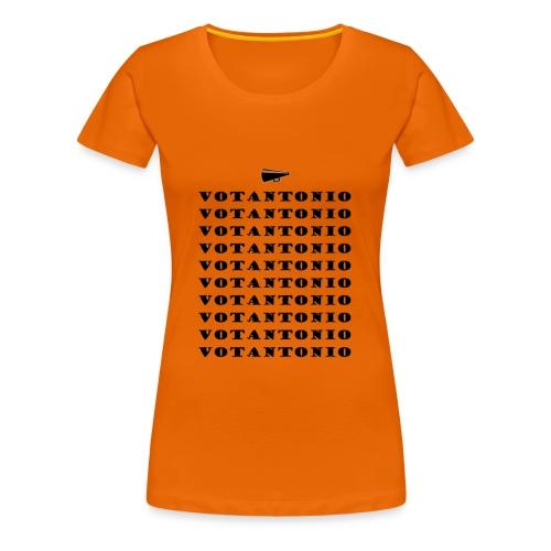 Votantonio - Maglietta Premium da donna