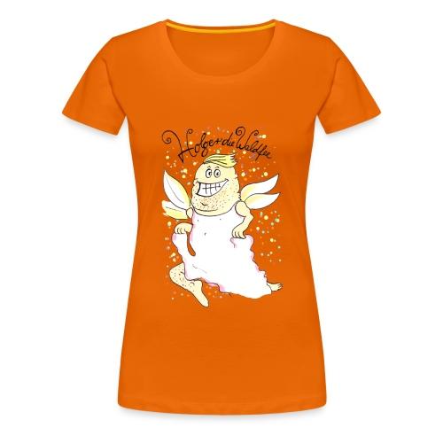 Holger die Waldfee Shirt  - Frauen Premium T-Shirt