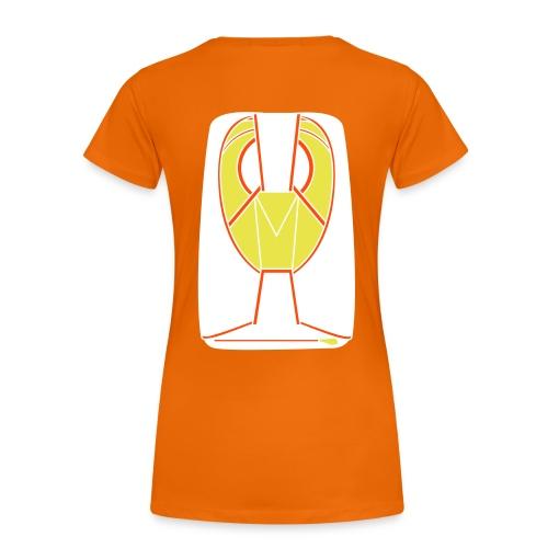 T-shirt  Advance femme - T-shirt Premium Femme