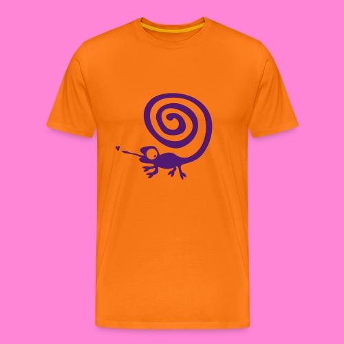 Kameleon 2 - Mannen Premium T-shirt