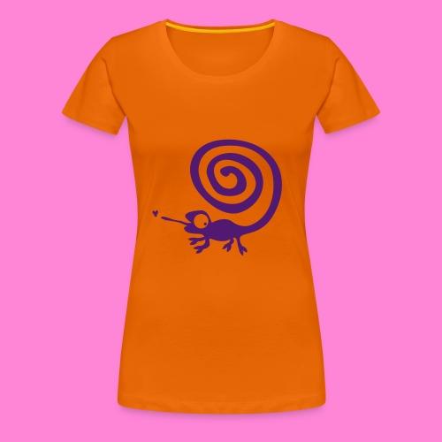 Kameleon 2F - Vrouwen Premium T-shirt