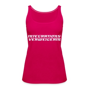 No, thanks-Spaghetti - Frauen Premium Tank Top