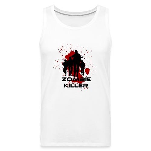 Zombie Killer - Débardeur Premium Homme