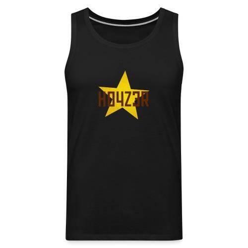 Hoyzer Boyz linne med stjärna - Premiumtanktopp herr