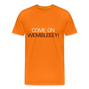 wembley shirt - Men's Premium T-Shirt