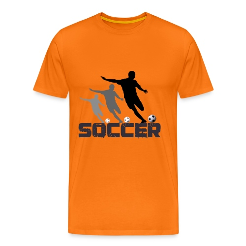 Football, soccer shirt - Men's Premium T-Shirt