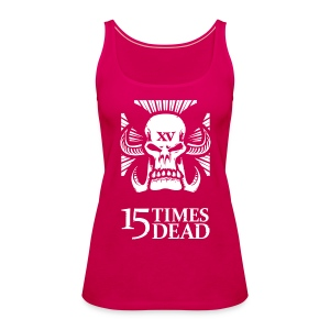 Girth Metal Girlie - Women's Premium Tank Top