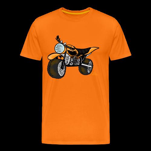 Mopped ^^ - Männer Premium T-Shirt