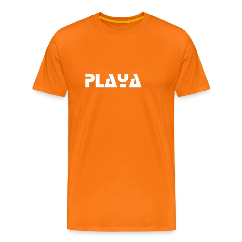 Playa - Men's Premium T-Shirt